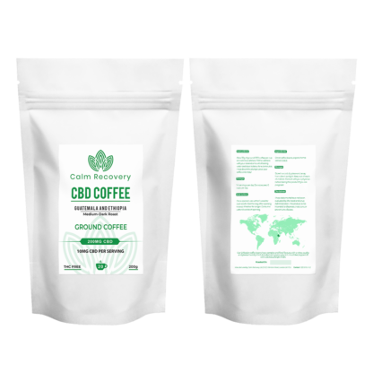 ground CBD Coffee