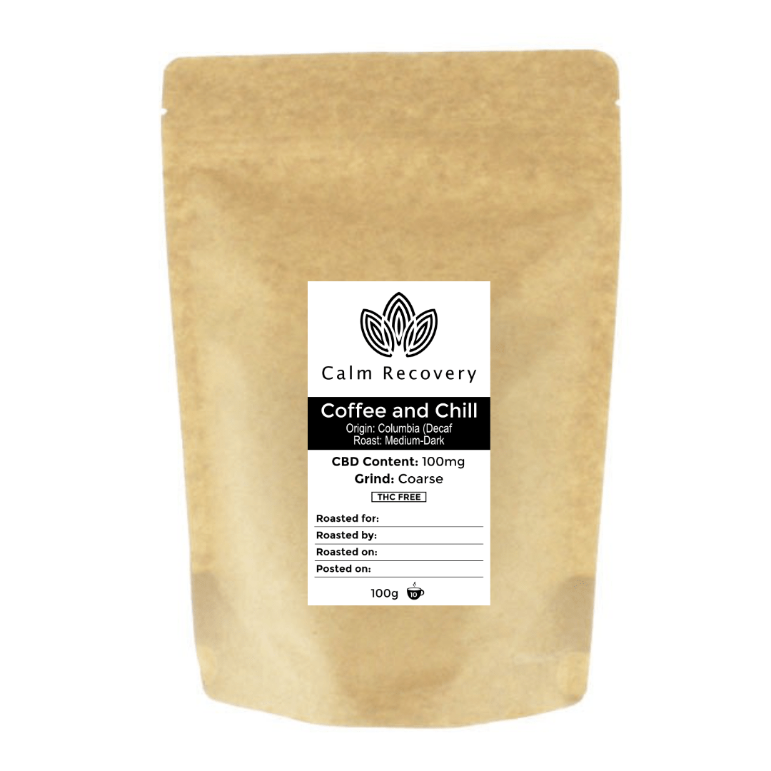 coffee and chill cbd infused coffee
